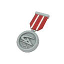 Quality 6 Gamers Assembly Silver Medal (8734)