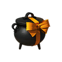 Halloween Goodie Cauldron