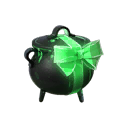 Halloween Gift Cauldron