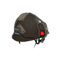 The Cross-Comm Crash Helmet