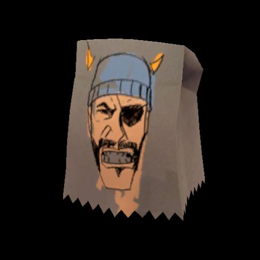 Demoman Mask
