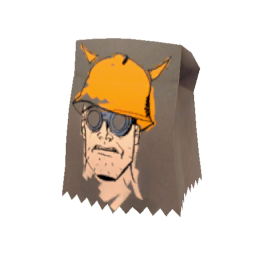 hades's Engineer Mask