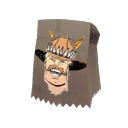 Saxton Hale Mask