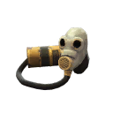 """Pyro's Irradiated ""PMG"" Gas Mask"""