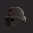 Der Maschinensoldaten-Helm