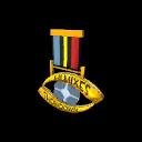 Genuine HLMixes Showdown Finalist Medal