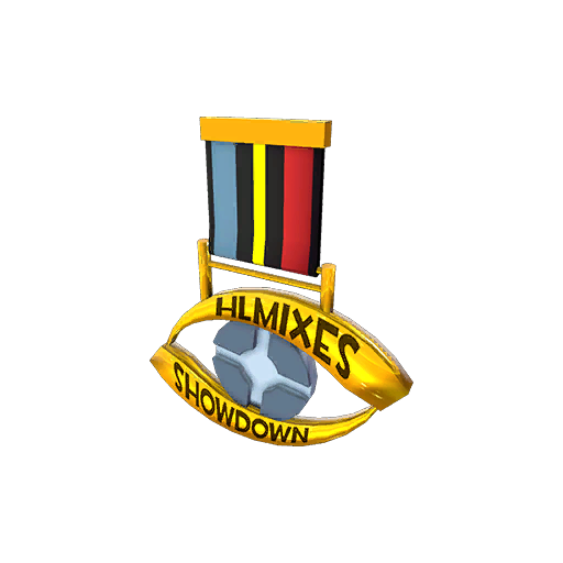 HLMixes Showdown Finalist Medal