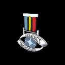 Genuine HLMixes Showdown Participant Medal