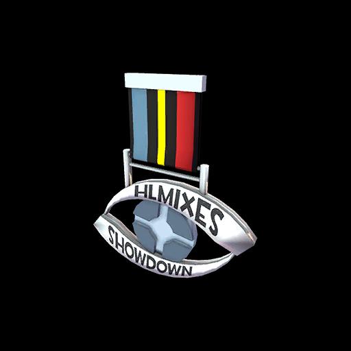 HLMixes Showdown Participant Medal