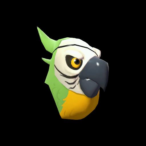 Haunted Mann-Bird of Aberdeen