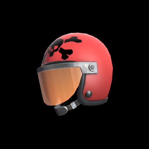 Death Racer's Helmet