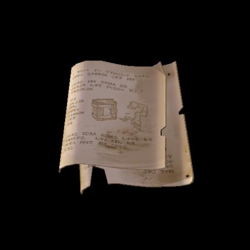 Spellbook Page