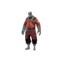 Mildly Menacing Space Diver