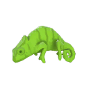 The Cobber Chameleon #3062
