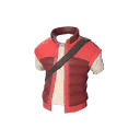 The Delinquent's Down Vest #4478