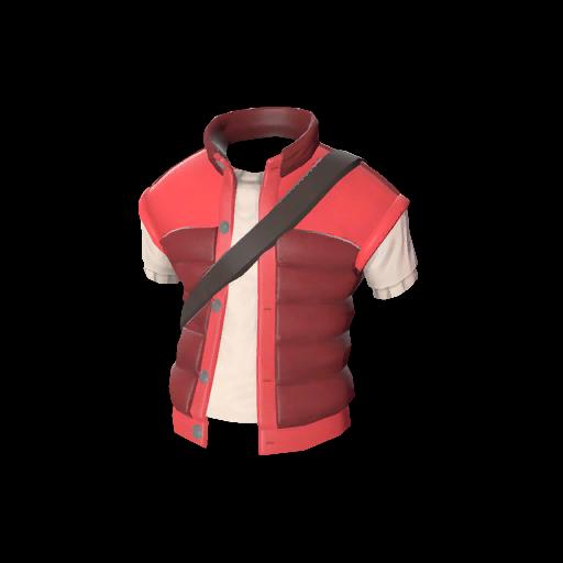 Delinquent's Down Vest