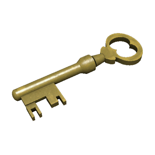 Schema Mann Co. Supply Crate Key