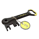 Quality 6 Yellow Summer 2013 Cooler Key (5647)