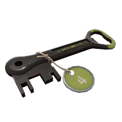 Green Summer 2013 Cooler Key