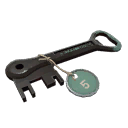 Quality 6 Aqua Summer 2013 Cooler Key (5651)