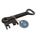 Quality 6 Blue Summer 2013 Cooler Key (5653)