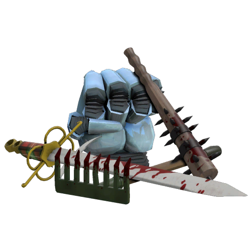 Pile of Nasty Weapons