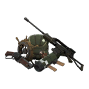 Quality 6 Love And War Weapons Bundle (2130)