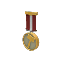 Genuine Map Maker's Medallion