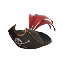 The Buccaneer's Bicorne #8698