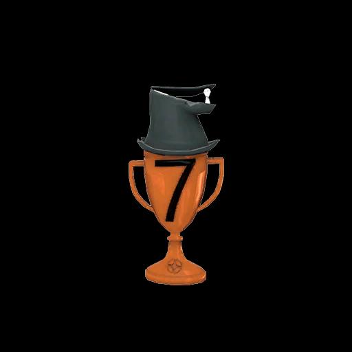 Newbie Prolander Cup Bronze Medal