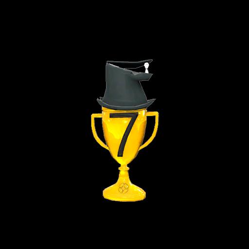 Newbie Prolander Cup Gold Medal
