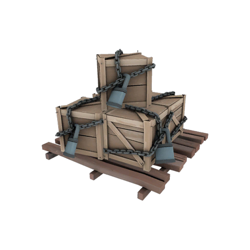 Pallet of Crates