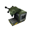 Specialized Killstreak Minigun Kit Fabricator