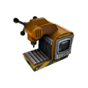 Professional Killstreak Sharpened Volcano Fragment Kit Fabricator
