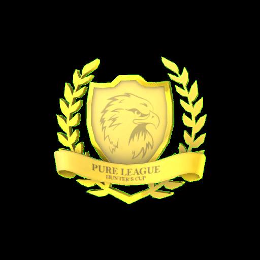 PURE League Intermediate Division 1st Place