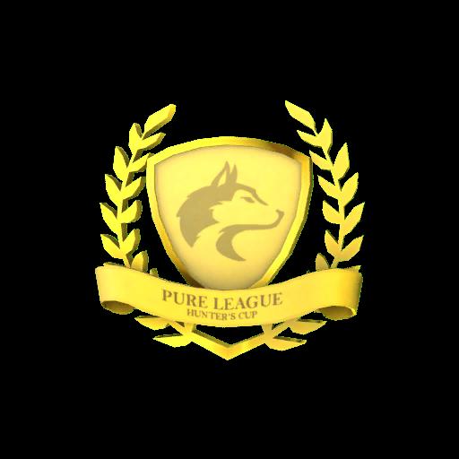 PURE League Open Division 1st Place