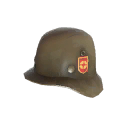 Self-Made Stahlhelm