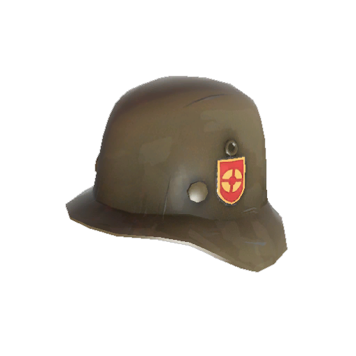 Frankenstein&#39;s Genuine Stahlhelm