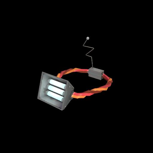 Halogen Head Lamp