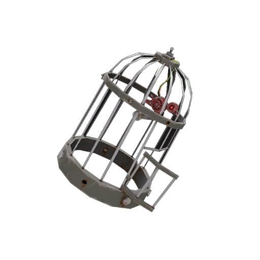 Bolted Birdcage