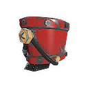 Unusual Steel Shako