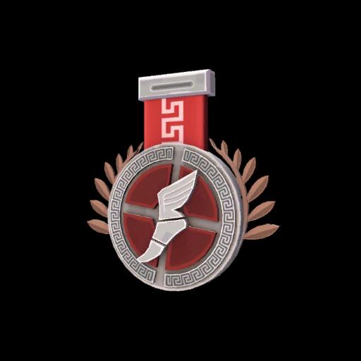 Sacred Scouts 6v6 Silver Medal