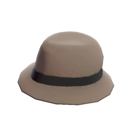 Self-Made Flipped Trilby