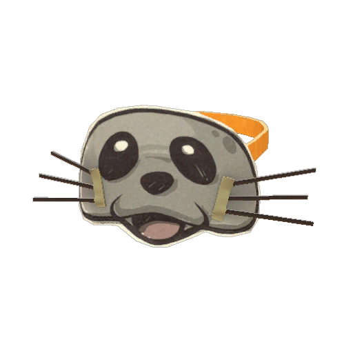 MD.FusioN^ Panda&#39;s Seal Mask