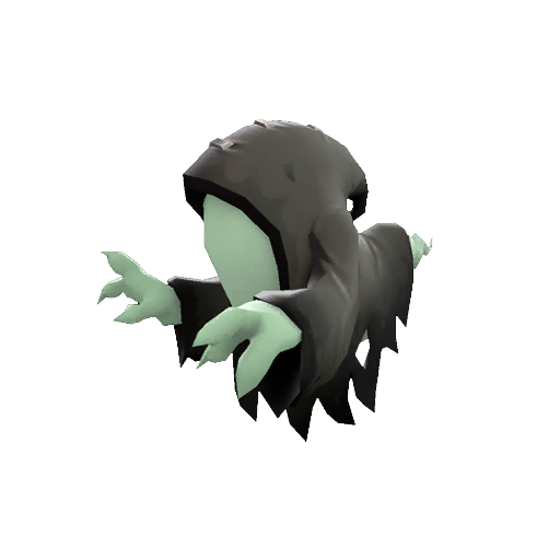 Haunted Hooded Haunter