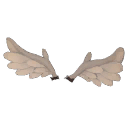 Strange Haunted Wings of Purity