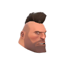Ragged Unusual Merc's Mohawk