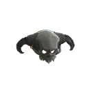Spine-Chilling Skull