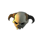 The Quality 6 Spine-Cooling Skull (579)
