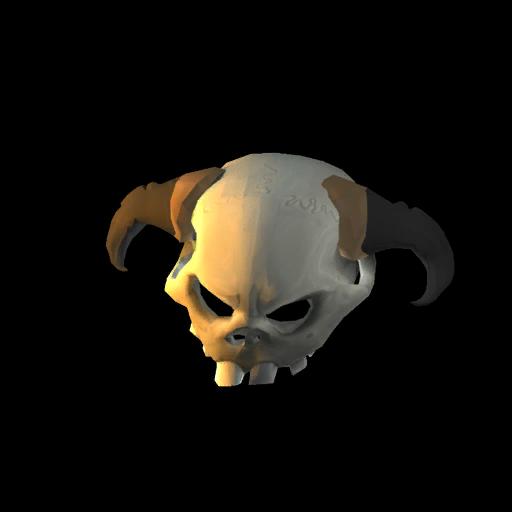 The Spine-Cooling Skull